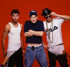 Beastie Boys Studio Portrait