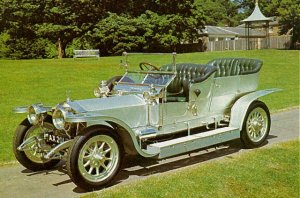 Rolls Royce Silver Ghost Piccadilly Roadster