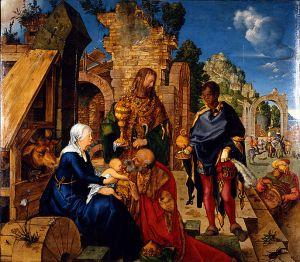 687px-Albrecht_Dürer_-_Adorazione_dei_Magi_-_Google_Art_Project-1