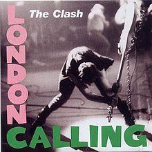 220px-TheClashLondonCallingalbumcover
