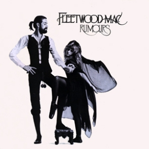 "Fleetwood Mac ""Rumours"" high res cover art"