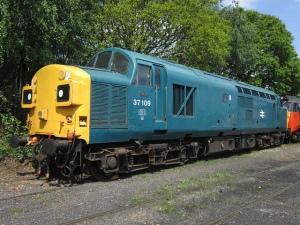 Class 37 37109