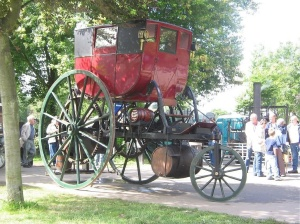 London Steam Carriage