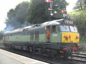 D444 Exeter