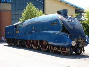 LNER 4468 Mallard