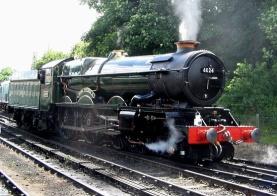 GWR 6024 King Edward I