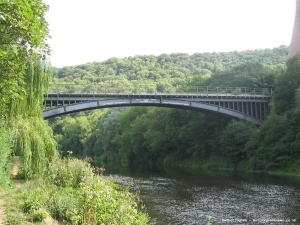 Albert Edward Bridge, Coalbrookdale