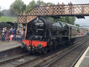 LMS 46100 Royal Scot