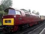 Class 52 1062 Western Courier