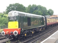 Class 20 8188