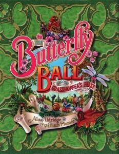 Butterflyball