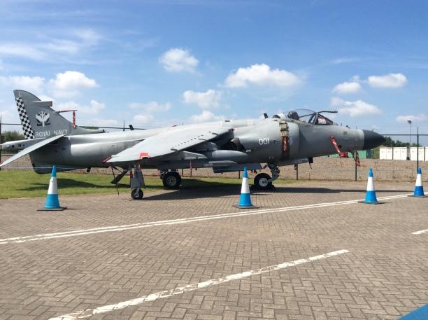 Hawker Harrier